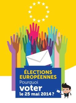 Pourquoi aller voter le 25 mai