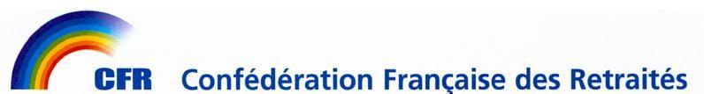 Confédération Française des Retraités Logo