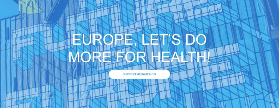 Europe, let's do more for health