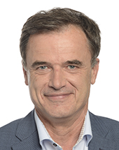 EP Portrait of MEP Benoît Lutgen