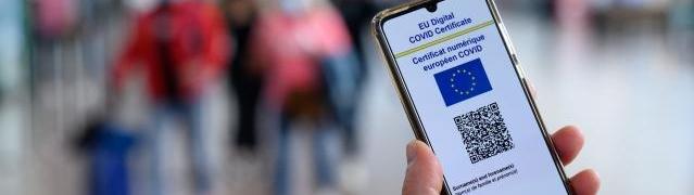 Digital EU COVID Certificate